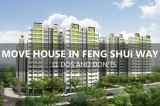 Moving Home in a Feng Shui Way