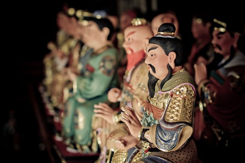 Praying to Tai Sui Deities? Taoist Master Explains