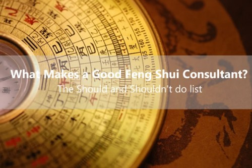 What Makes a Good Feng Shui Consultant?