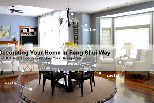 8 MUST Read Tips to Feng Shui Your Dining Area