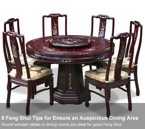 Good Feng Shui Dining Table