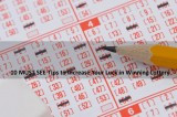 Believe or Not – Feng Shui Does Matter in Improving 4D Lottery Luck