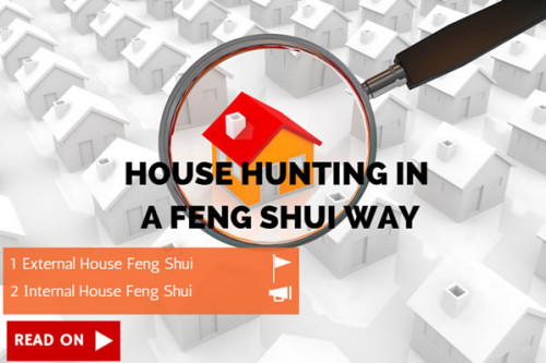 House Hunting in a Feng Shui Way