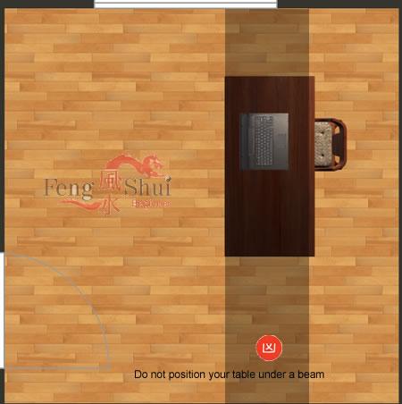 Elegant Study Room Feng Shui 2