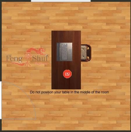study room feng shui 3