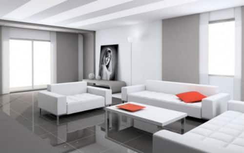 Good living room feng shui color