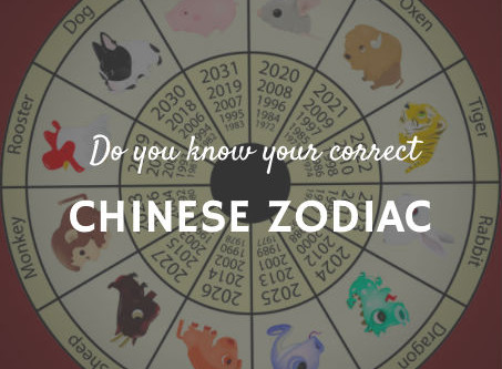 Do You Know Which Chinese Zodiac You Belong To?