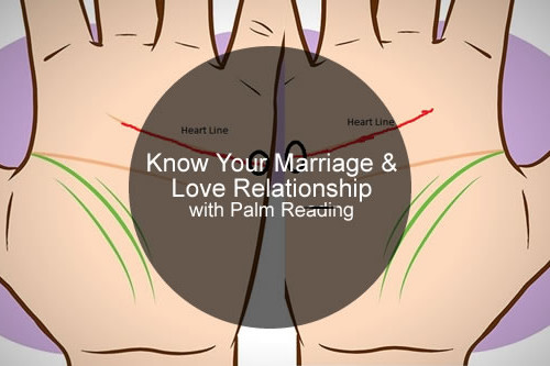 Know Your Marriage and Love By Just Looking At Your Palm