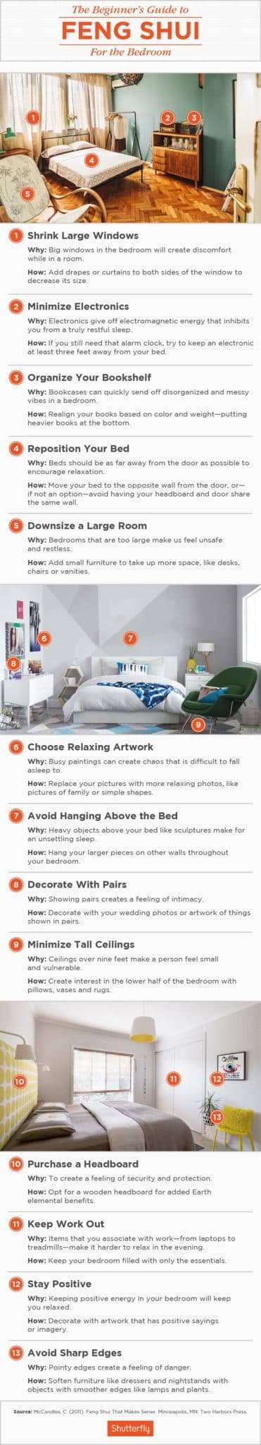 The Complete Guide to  Feng Shui Bedroom