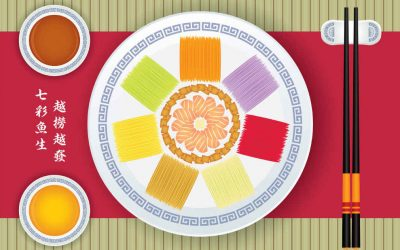 Yu Sheng Lo Hei DIY Step by Step Guide