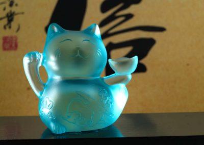 Fortune Cat Lu