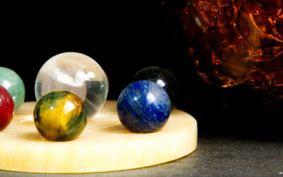 Feng Shui Crystals Balls in Home Placement and Color Meaning