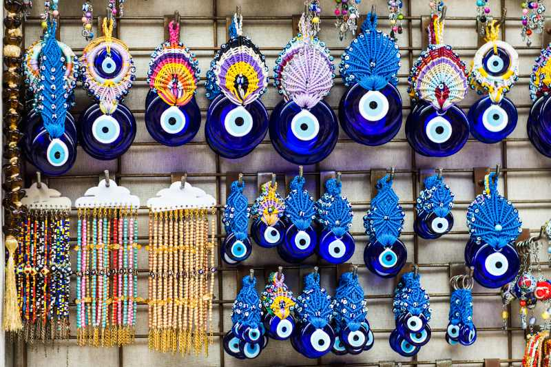 Evil Eye Protection Charm Use and Significance
