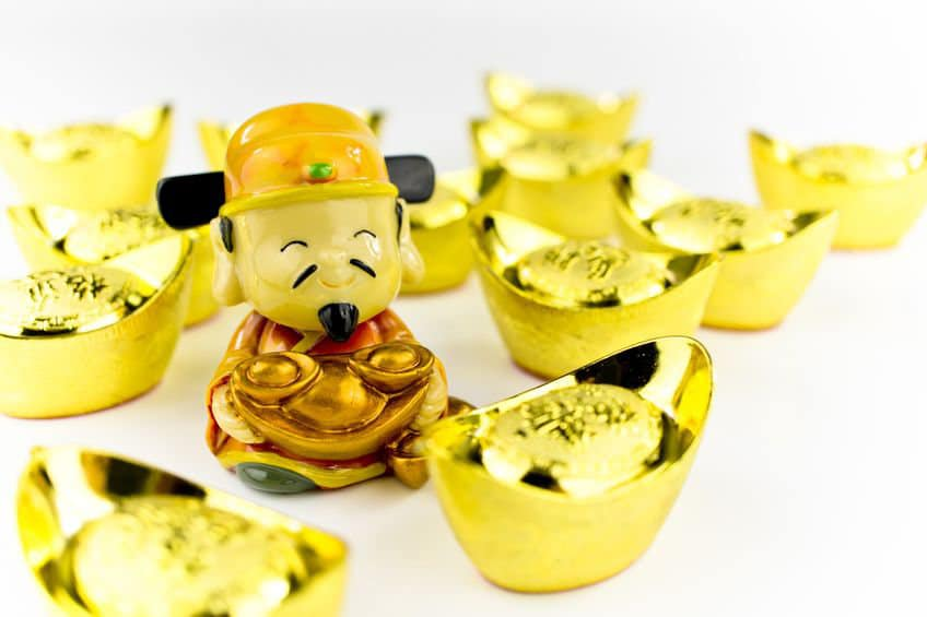 God of Wealth – Feng Shui Symbol of Money Luck and Prosperity