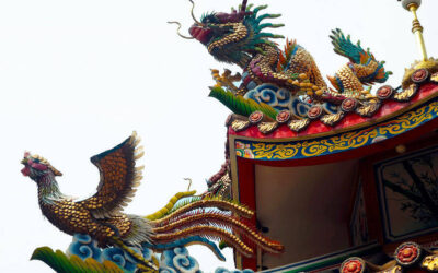 Phoenix and Dragon Feng Shui Symbol Use and Significance