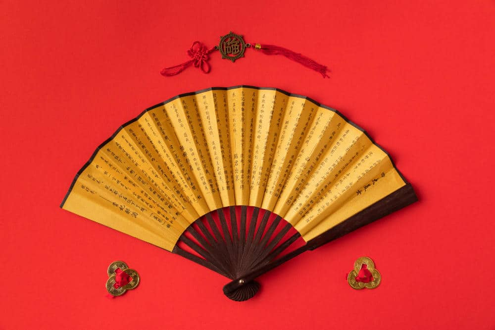 Fan Symbolism in Feng Shui and Chinese Culture